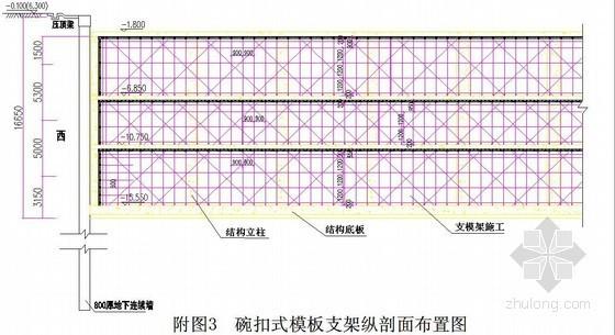 [浙江]地铁车站主体结构承重支模架专项施工方案