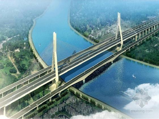 [天津]特大桥(100+160+100)m连续箱梁悬浇施工方案132页(菱形挂篮)