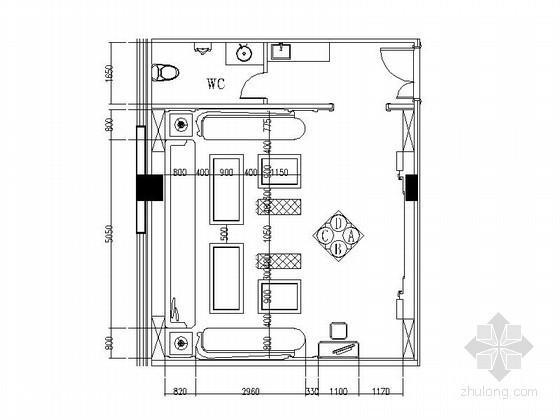 欧式豪华包厢装修详图