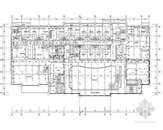 [新疆]某四星级酒店给排水施工图纸