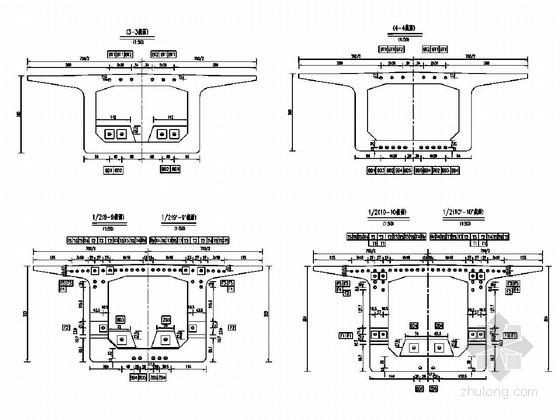 新建铁路线40+56+40连续梁施工图(设计院)