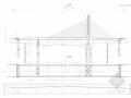 [江苏]20+50+31m预应力独塔斜拉桥及连续梁体系立交桥图纸103张(塔墩梁固结)