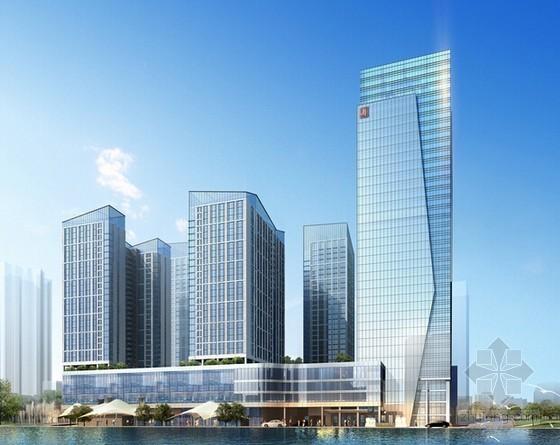 [成都]甲级写字楼建设项目可行性研究报告(投资估算财务分析)