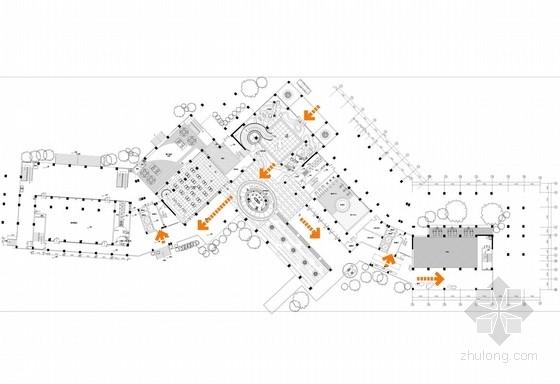 [深圳]海景半岛首家现代典雅五星级酒店设计方案