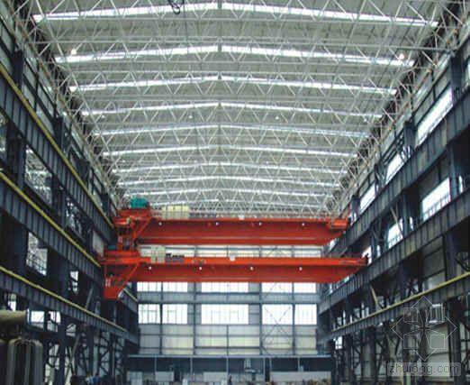 内蒙古某钢结构厂房施工组织设计