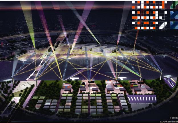 上海世博会规划设计方案文本-10效果图