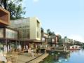 [安徽]寿县新城城市规划景观设计文本(商业、休闲、娱乐)