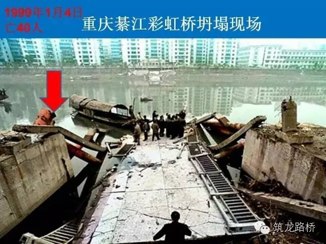 桥梁使用阶段典型事故案例分析