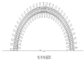 [长春]独塔无背索斜拉桥施工组织设计