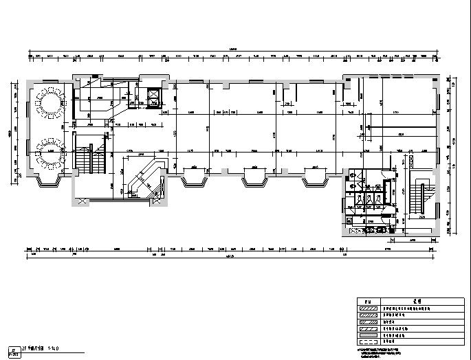 【新疆】欧式民族混搭风格餐饮空间设计施工图(附效果图)_4