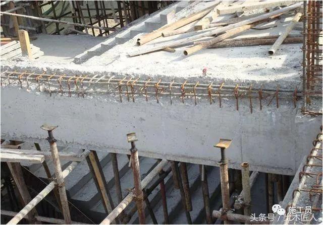 主体结构施工常见10种质量通病