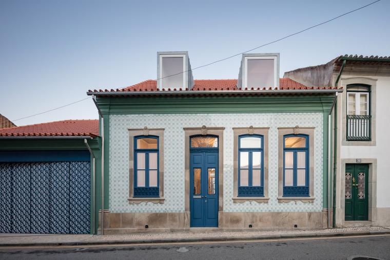 葡萄牙奥瓦尔住宅-39