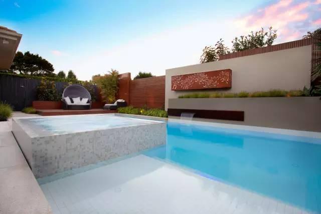 赶紧收藏!21个最美现代风格庭院设计案例_71