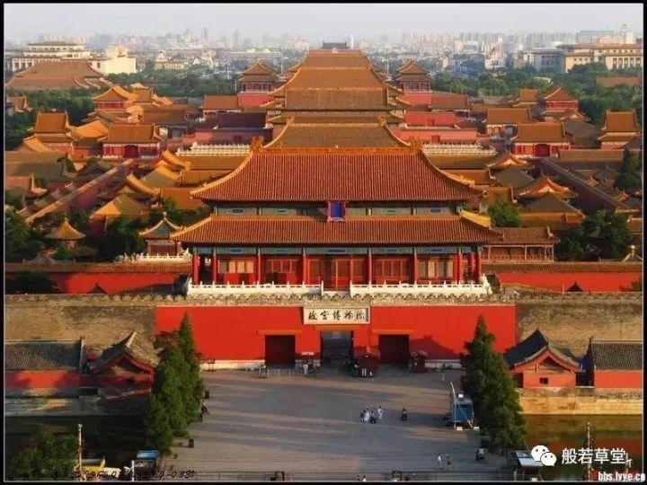 怎么区别:宫、殿、亭、台、坛、廊、榭、斋、楼、阁