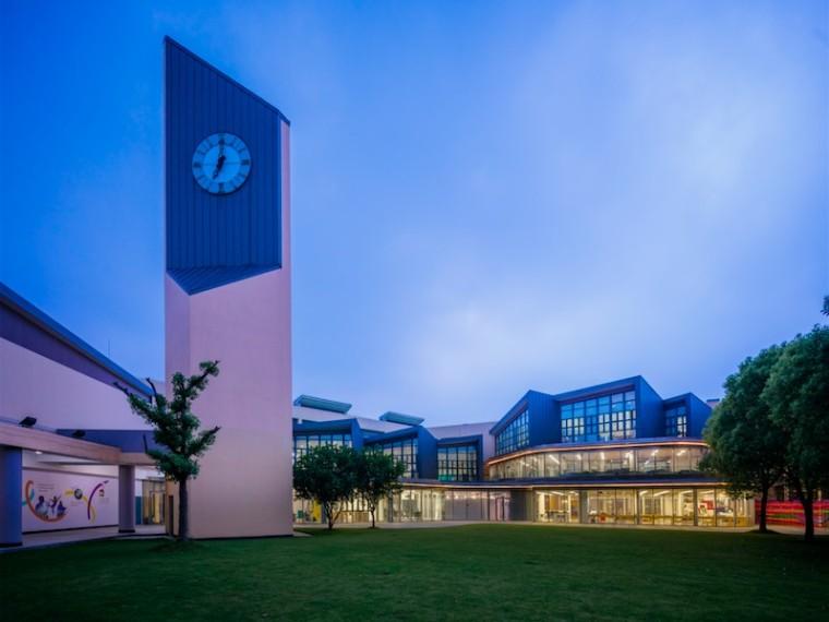 上海英国学校汉密尔顿中心