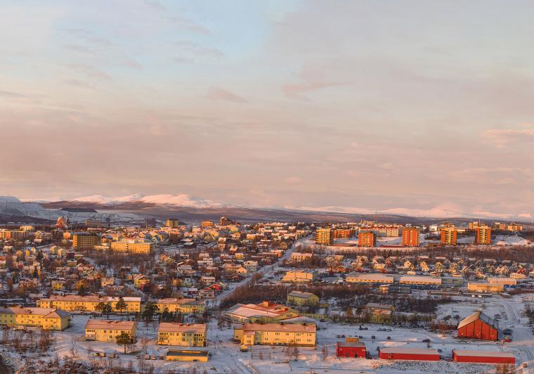 瑞典Kiruna新市政厅-008-kiruna-town-hall-by-henning-larsen