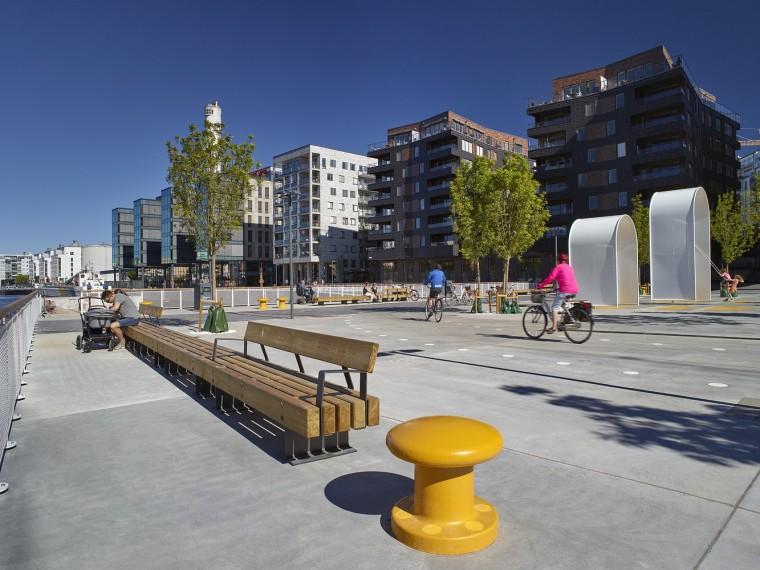 瑞典Fredriksdal码头