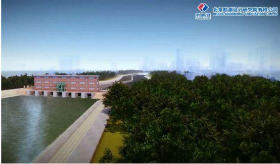 BIM案例分享|广州车陂涌流域水环境治理工程