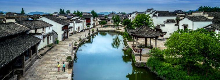 杭州市历史建筑保护利用试点项目系列二十七:东梓关村