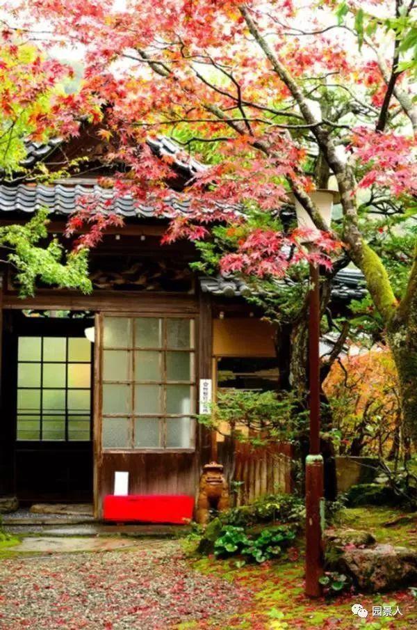 禅意日式庭院 · 风雅别致!