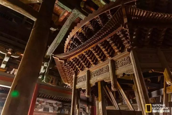 中国现存的木结构古建筑前50座,看一眼少一眼了~_30