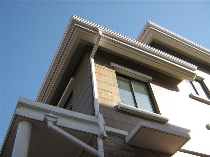 虹吸式屋顶雨水排放系统