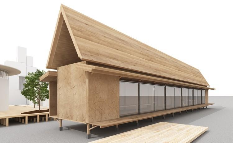 2016东京展的12个极具创意的住宅设计_3