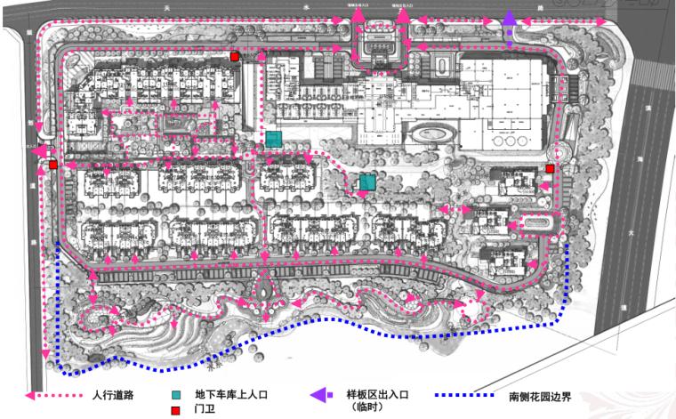 [山东]世界园艺博览会配套酒店景观设计(欧式风格)_9