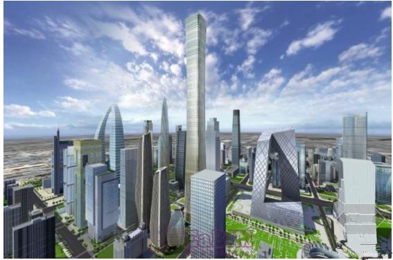 BIM技术在中国尊基础工程中的应用