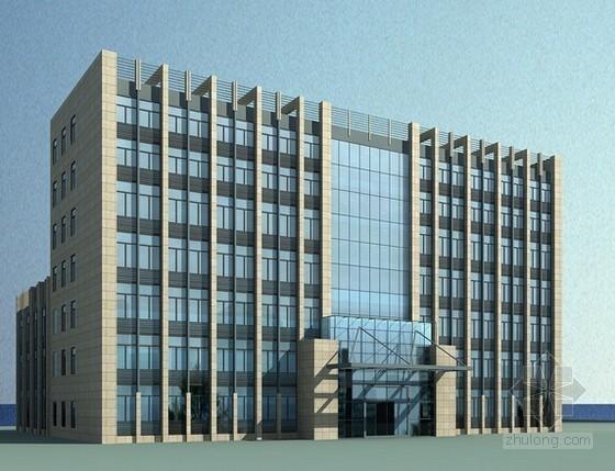 [山东]综合办公楼安装工程量清单计价实例