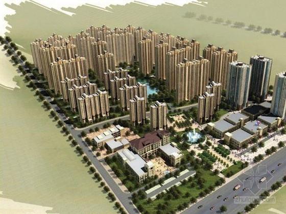 [湖北]大型住宅项目工程监理大纲175页(资料齐全、参考价值高)