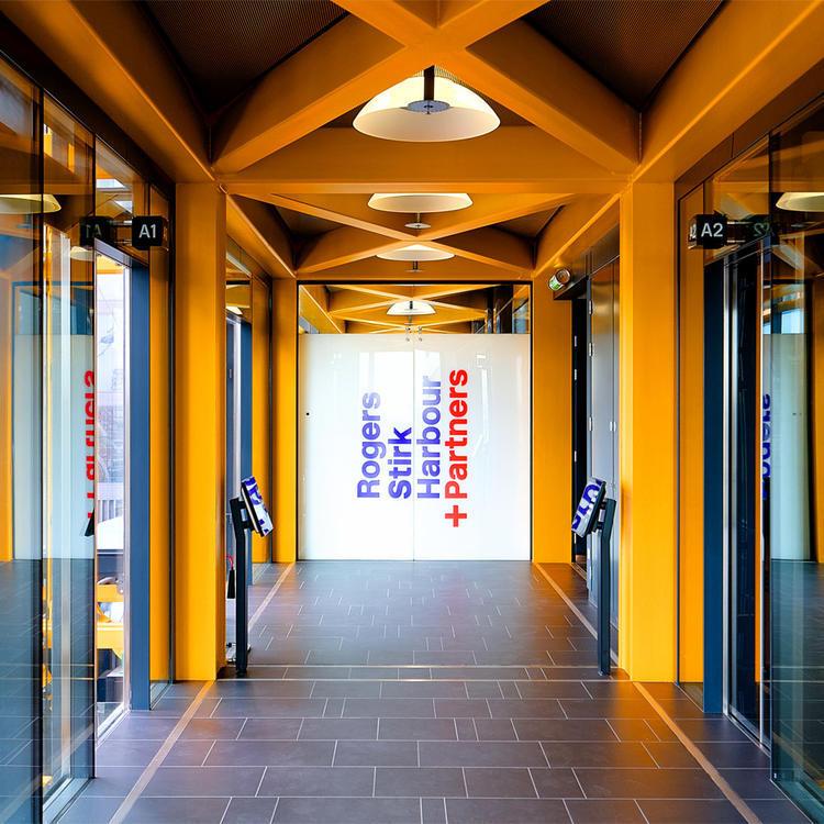 建筑师给自己设计的办公室,什么样的都有_1