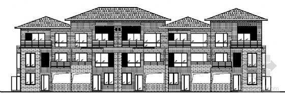 丹堤C区11号楼建筑施工图