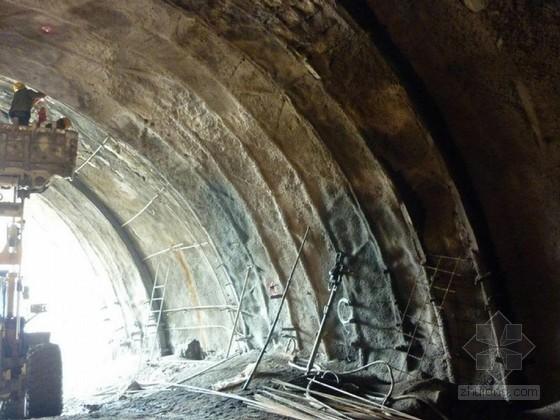 整体式双跨连拱隧道洞口工程施工技术方案