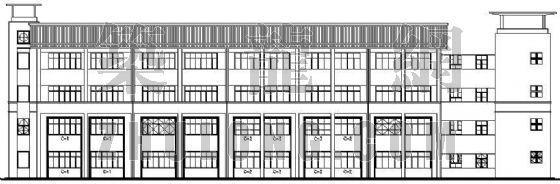 某教学楼建筑设计方案