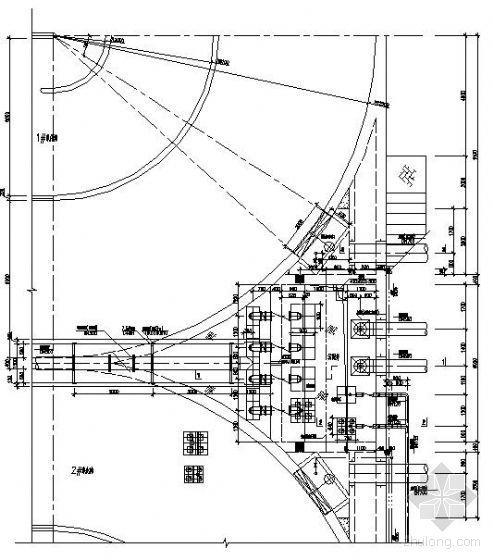 卡鲁赛尔氧化沟施工详图