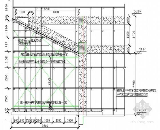 [河南]质检中心工程高支模专项施工方案