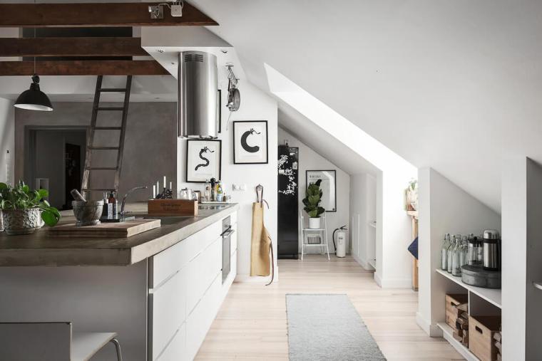 瑞典高格调的阁楼公寓-101740uv0rng0hnvbn0vxb