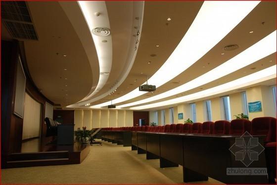 [四川]框架核心筒结构超高层办公楼施工质量创优汇报