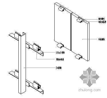 江苏某综合楼外幕墙施工组织设计(152米 鲁班奖)