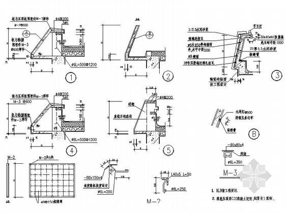 [合集]常用屋面标准做法节点详图