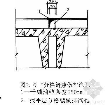 屋面工程全套施工工艺标准