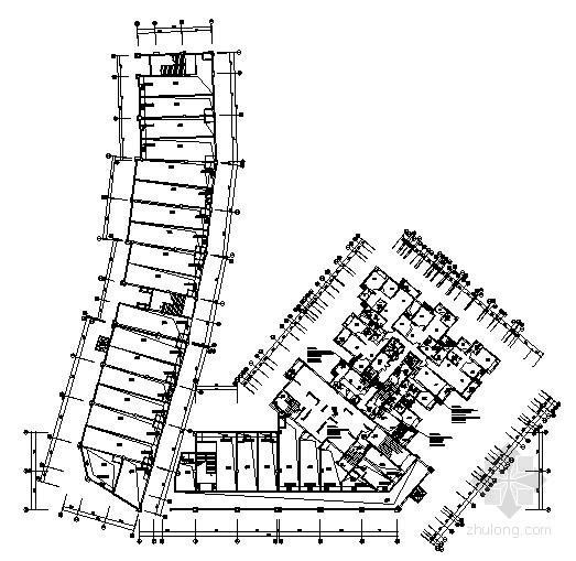 [重庆]高层住宅暖通设计施工图