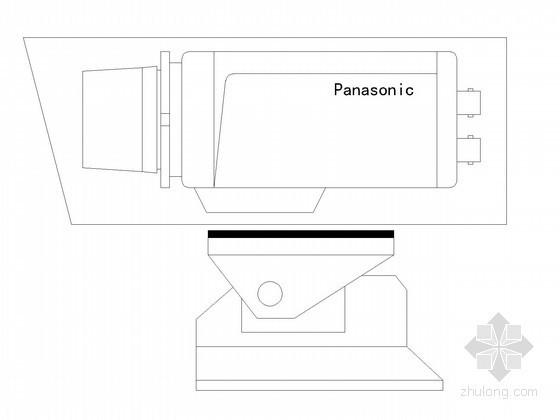 弱电智能化设计常用CAD图块大全