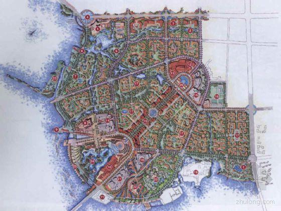 [无锡]湖区城市总体规划汇报方案