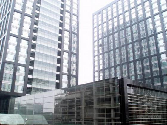 [北京]钢框架核心筒结构高层办公楼施工组织设计(173页)