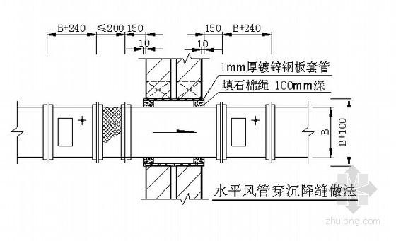 [天津]办公楼、食堂施工组织设计(彩钢板屋面)