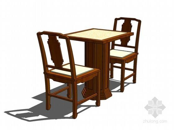 两人餐桌椅