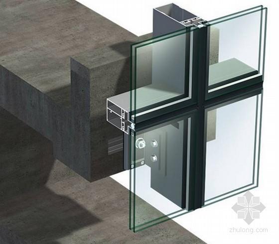 超高层住宅楼工程幕墙及外墙装饰工程专项施工方案(225页 附图多)