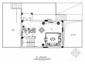 [重庆]高档三层古典欧式风格别墅施工图(含效果图)